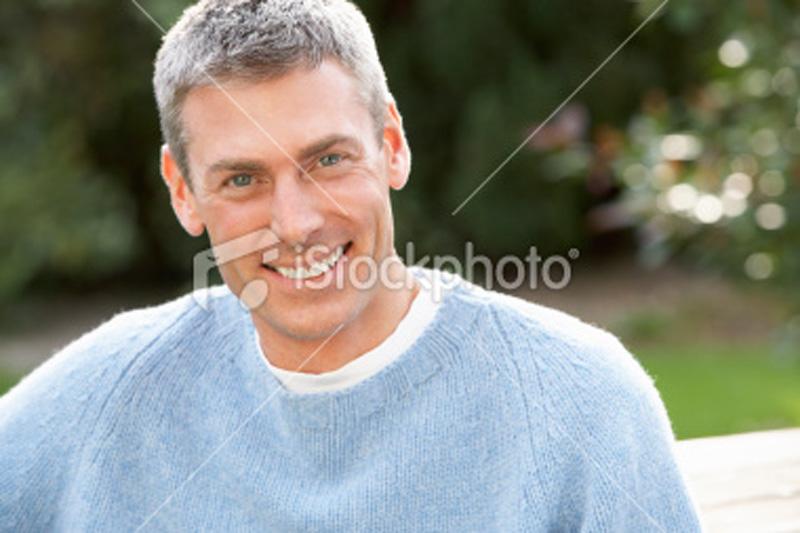 Как выглядят мужчины в 40 лет